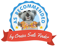 As recommended by Cruise Sale Finder