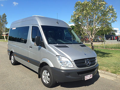 Mercedes Benz Luxury Sprinter
