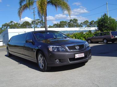 Holden Caprice Stretch